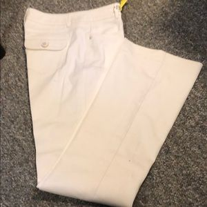 white jeans by cache size 8